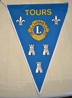 Rare Fanion Lion's Club Tours - Organizations