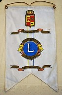 Rare Fanion Lion's Club El Jadida - Organizations