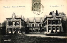 Wesembeek, Cháteau, 1907 - Wezembeek-Oppem