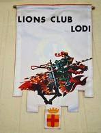 Rare Fanion Lion's Club  Lodi - Organizations