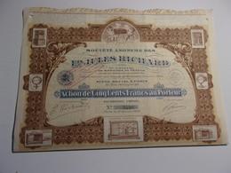 Ets JULES RICHARD (1922) - Unclassified