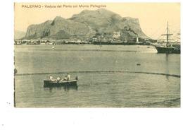 PALERMO PIROSCAFO - Palermo