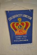 Rare Fanion Lion's Club  Cebu City Philippines - Organizations