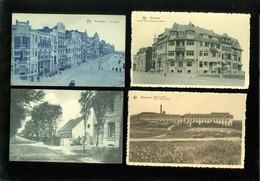 Lot De 60 Cartes Postales De Belgique  La Côte      Lot Van 60 Postkaarten Van België Kust - 60 Scans - Postkaarten