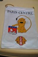 Rare Fanion Lion's Club Paris Centre - Organisations