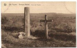 Les Fagnes - Baraque Michel - Croix Des Fiancés - Jalhay