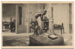 Tervueren - Musée Du Congo Belge - Recolte Du Latex à Caoutchouc - Tervuren