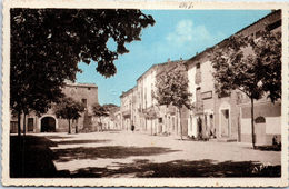 34 CANET - Le Monument Et La Mairie - Autres Communes