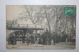 14 : Caen  - La Foire  ( Animation , Manège ) - Caen