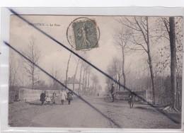 Chaintrix (51)Le Pont - France