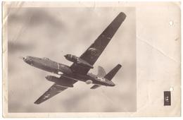 Photo. Avion En Vol. Dim 240/160 Mm - Aviation