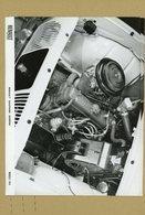 RENAULT DE BILLANCOURT - RENAULT DAUPHINE  GORDINI - Automobiles