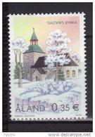 Aland 2002 N°212 Neuf église De Saltvik - Aland