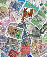 VRAC 5 - MONDE & EUROPE -  LOT DE + DE 999 TIMBRES  , NOMBREUX THEMES & ANCIENS = Environ 0.01 C Le TIMBRE - Belgique