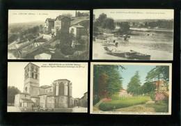 Lot De 20 Cartes Postales De France  Rhône        Lot Van 20 Postkaarten Van Frankrijk ( 69 ) - 20 Scans - Cartes Postales
