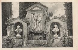 San Vigilio Lago Di Garda - Sculture Antiche Nel Parco - Trento