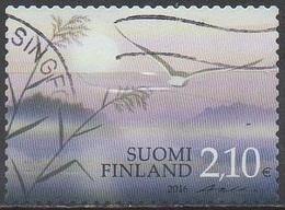FINLANDE  2016 __  N°2406  __OBL VOIR SCAN - Usados