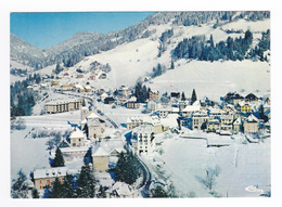 38 St Pierre De Chartreuse Vers Saint Laurent Du Pont Vue Générale Aérienne Pistes Descente à Ski De La SCIA En 1986 - Saint-Laurent-du-Pont