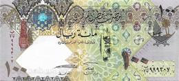 Qatar 100 Riyals UNC - Qatar
