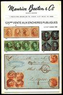Maison Maurice BAETEN & Co - 125 E Vente - OCT 1969. - Catalogues De Maisons De Vente