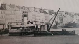 Transbordeur Gallic White Star Line Cherbourg - Steamers