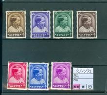 438--445    Xx Côte 30.00€ - Unused Stamps