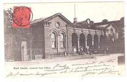 Port - Louis ( Ile Maurice) Général Post Office - Maurice