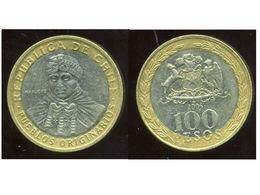 CHILI 10 Pesos 2006 - Chili