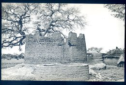 Cpa Carte Photo Haute Volta , Burkina Faso         YN31 - Burkina Faso