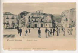 TERMINI IMERESE (PA) PIAZZA DEL DUOMO 1905 - Palermo