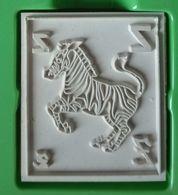 Tampon Bois, Animal, Zèbre, Lettre Alphabet Z -  Format 4,5 Cm X 5 (épaisseur 1,7 Cm) - Loisirs Créatifs