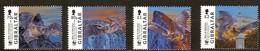 Gibraltar 2017 Micheln° 1832-1835 *** MNH  Faune WWF Bats Vleermuizen - W.W.F.