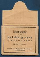 Allemagne - Salzbergwerk In Berchtesgaden - 12 Photos 90 Mm X 70 Mm - Métiers