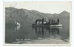 Montenegro Rp Perast  Posted Italy To 1941 Calabria - Montenegro
