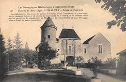 Charnay Lès Mâcon Charvet La Bourgogne  Historique Et Monumentale 273 Château De Saint St Léger - Altri Comuni
