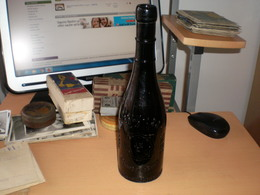 Hubertus Brau Laa Thaya J K L Schutz Marke - Beer