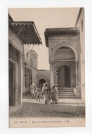 - CPA TUNIS (Tunisie) - Rue De La Medersa - El Slimania - Editions Lévy N° 63 - - Tunisie