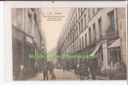 75 Paris 11 11eme Rue De La Forge Royale Vue Prise De La Rue St Saint Bernard - District 11