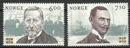 Norway 2005 Mi 1534-1535 MNH ( ZE3 NRW1534-1535dav144B ) - Joint Issues