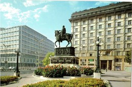 BELGRADO - BEOGRAD -  TRG REPUBLIKE   (SERBIA) - Serbia