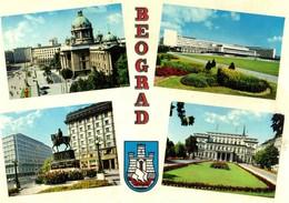 BELGRADO - BEOGRAD - PUTNIK   PIU FOTOGRAMMI   (SERBIA) - Serbia