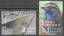 Finlande - Y&T N° 1428 / 1429 - Oblitérés - Lot 158 - Finlande