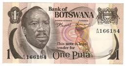 Botswana 1 Pula 1976 UNC- - Botswana