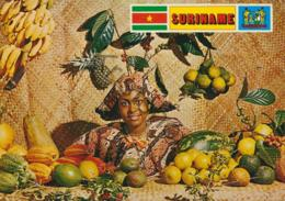 Klederdracht - Costume - Folklore [AA20-621 Suriname - Costumi