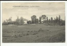89 .  . VILLEFAVARD . LE VIEUX CHATEU - France