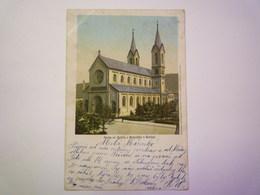 CHRAM Av. CYRILLA A METHDEJE V KARLINE   1903   - Tschechische Republik