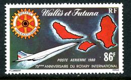 Wallis Et Futuna Y&T PA 101 ** Rotary - Neufs