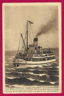 CPA Navire De Croisière - Saint-Philibert Qui Sombra Le 14 Juin 1931 Au Large De La Pointe Saint-Gildas - Bateaux