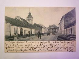 Pozdrav Z Cerhovic !   1901   - Tchéquie