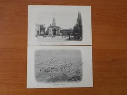 PEROU CALLAO   - CAMPAGNE DUGUAY TROUIN 1902 1903 - Peru